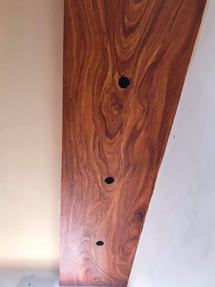 sơn giả gỗ