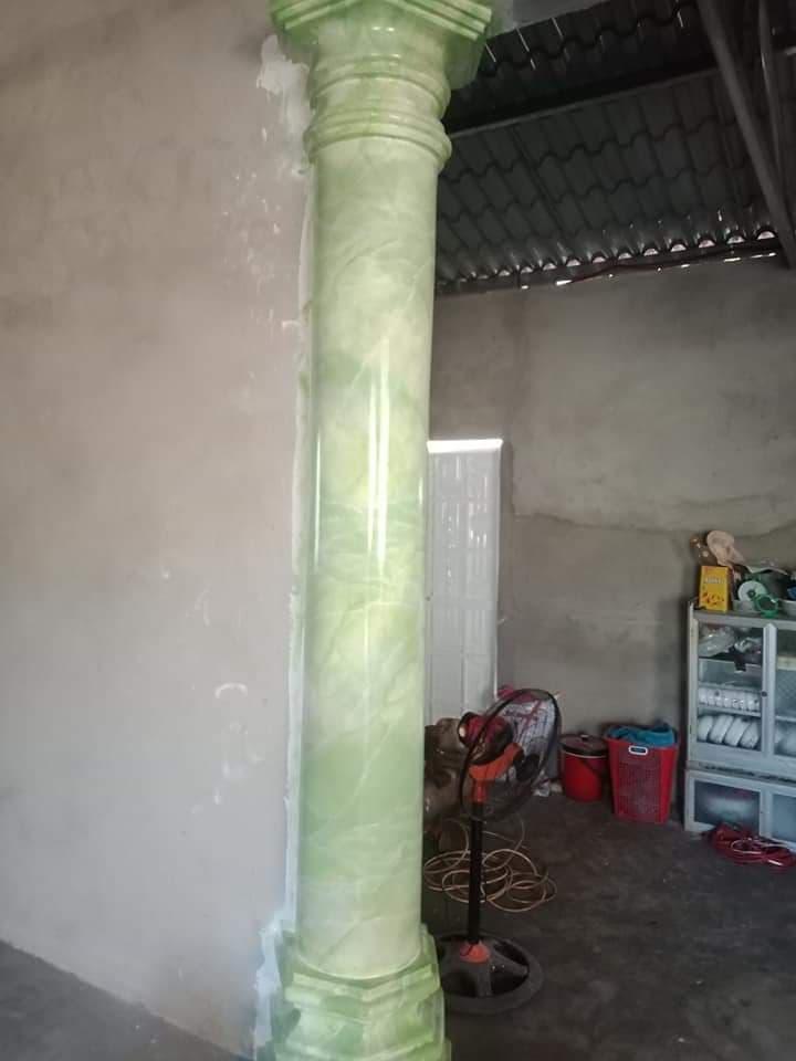cột giả đá cao cấp