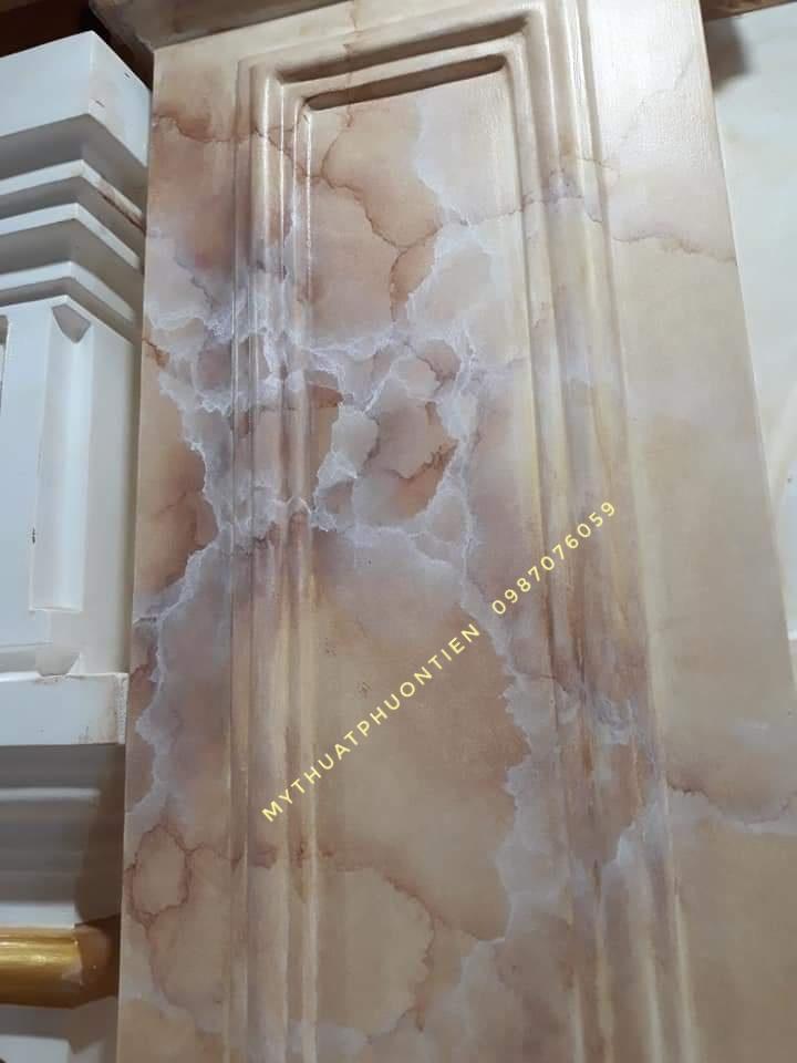 sơn giả đá 3d tại lâm đồng