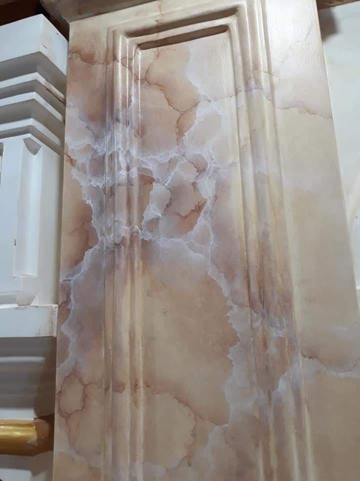 sơn giả đá cẩm thạch cao cấp
