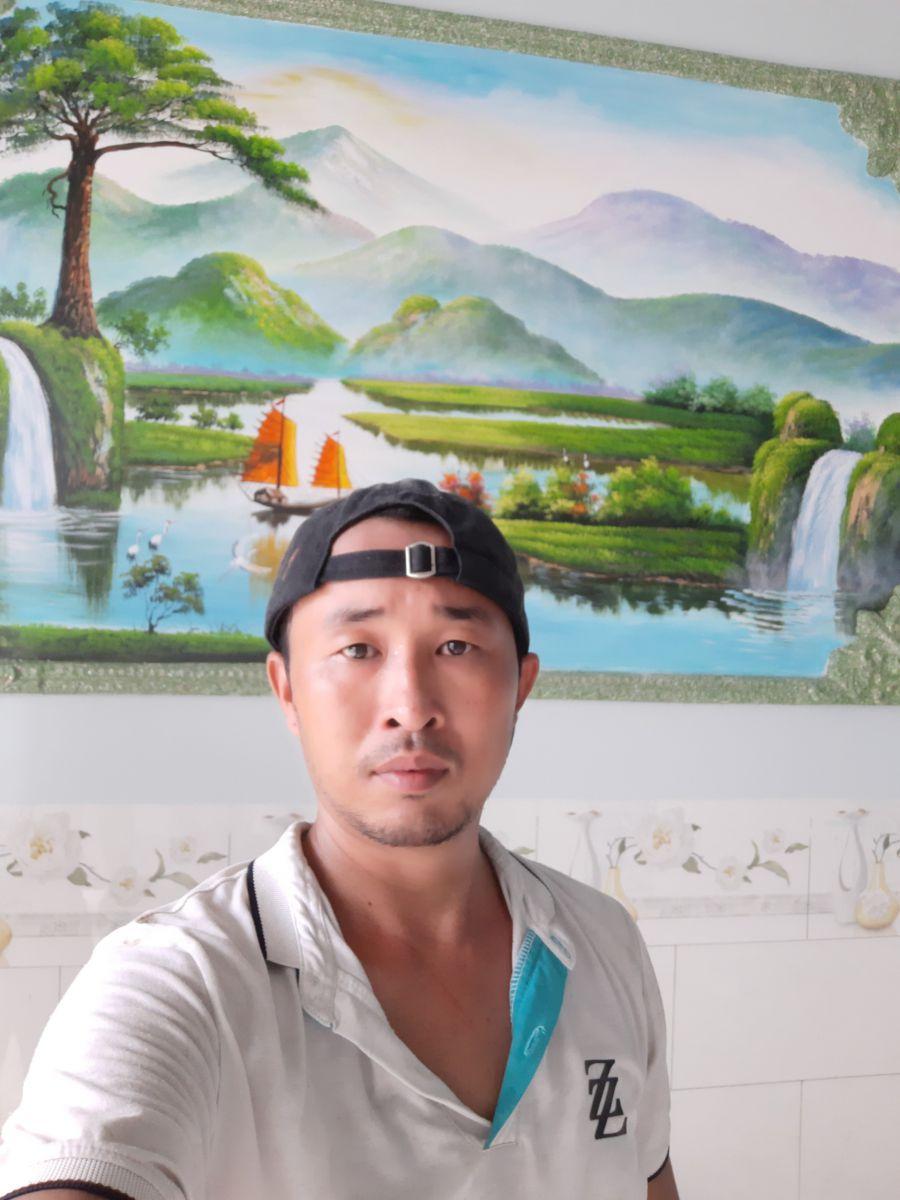 tranh tường 1