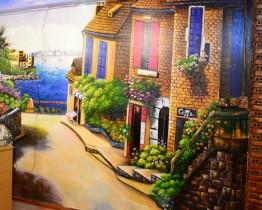 Vẽ Tranh Tường Biên Hòa
