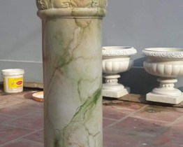sơn giả đá cẩm thạch tại biên hòa-sơn giả đá