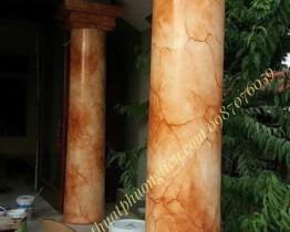 sơn giả đá cẩm thạch đẹp nhất tại biên hòa