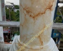 sơn giả đá cẩm thạch đẹp nhất bình dương